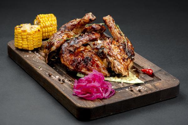 Кукурузный цыпленок